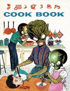 Aliens' cook book