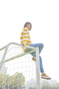 lee sung-kyung for weightlifting fairy kim bok joo Kim Bok Joo Fashion, Lee Sung Kyung Fashion, Nam Joo Hyuk Lee Sung Kyung, Lee Sung Kyung Style, Asian Actors, Korean Actresses, Korean Actors, Weightlifting Kim Bok Joo, Weightlifting Fairy