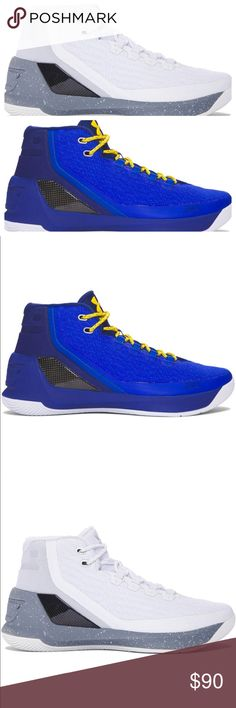 Men's Stephen curry 3s basketball shoes Brand new with box (no box top) ships in 24 hours Under Armour Shoes Sneakers