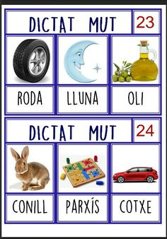 2 SIL.LABES Math Numbers, Valencia, Classroom Organization, Book Worms, Free Printables, Language, School, English, Vocabulary