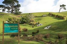 Maybe my geek is showing but I'd love to visit Hobbiton in New Zealand, along with many other places in NZ.