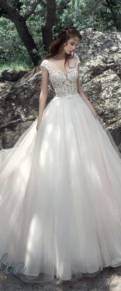 Milva Bridal Wedding Dresses 2017 Reenia