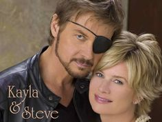 PATCH /&  KAYLA DAYS OF OUR LIVES STEPHEN NICHOLS /& MARY BETH EVANS TEDDY BEAR