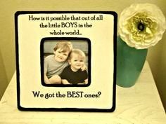 Picture Frame with Quote How is it possible that by StellabytheSea, $15.00