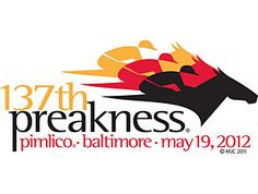 Official Event Logo for the 2012 Preakness Stakes - May 19, 2012