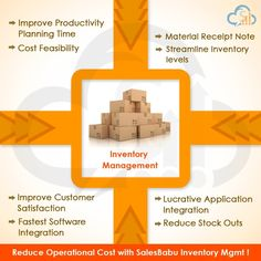 SalesBabu Inventory On –Demand is a cloud based solutions. In comparison of traditional inventory software using On-Demand SalesBabu Inventory Solution is easier. Inventory Management Software, Improve Productivity, Cloud Based, Supply Chain, Business Supplies, How To Run Longer, Flow, System Requirements, Warehouse
