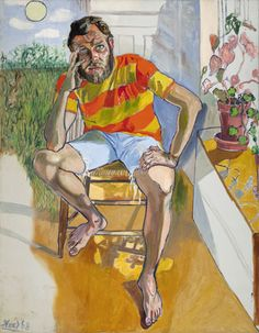 Alice Neel Take a figurative painting workshop at Cullowhee Mountain ARTS summer 2014! www.cullowheemountainarts.org