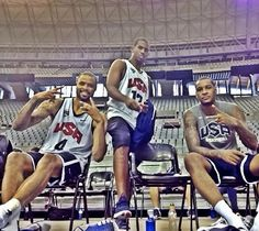 The USA Basketball Team's Instagram Shots Are Ridiculously Awesome [PICS]
