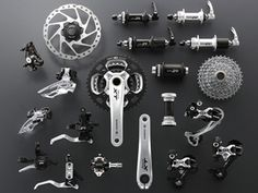 Shimano Deore XT MTB Component Group
