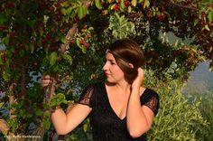 """Persephone in the Garden."" © Katie Hankinson. August 22, 2015. Taken with Nikon D5100"