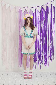 Cecelia Romper – WND.LND Hipster Hairstyles, First Down, School Dances, Silk Organza, Girly Girl, Girly Things, Runway Fashion, Harajuku, Style Me