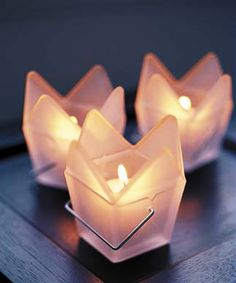 Take Out Votive Holders