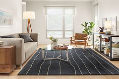 Channel - Channel Rugs by the Inch - Rugs by the Inch - Custom - Room & Board
