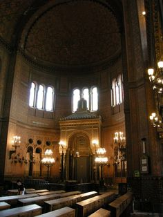 La sinagoga principal de #Florencia, o el denominado Templo Mayor Israelita, se encuentra situado en el centro histórico de #Florencia. http://www.guias.travel/blog/descubre-la-historia-de-la-sinagoga-de-florencia/ #Italia