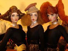Resultado de imagem para haute coiffure francaise laetitia guineou