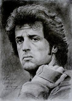 Rocky Balboa Coloring Page : rocky, balboa, coloring, Liisi, Klaan, (liisiklaan), Profile, Pinterest