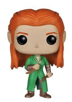 Amazon.com: Funko POP Movies: Hobbit 3 Tauriel Action Figure: Funko Pop! Movies: Toys & Games