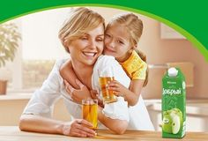 Dobry juices and nectars have been voted Russia's favourites for the sixth consecutive year.