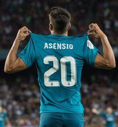 Asensio Real Madrid clasico Supercopa de España 2017 debut goal