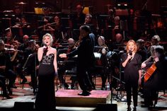 The Oliviers in Concert review at Royal Festival Hall, London – 'terrific'