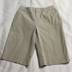Ralph Lauren Khaki Shorts Kneelength shorts Ralph Lauren Shorts Bermudas