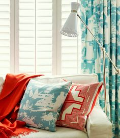 How to Make Patterns Work for Your Home Staging  by DIY Home Staging Tips