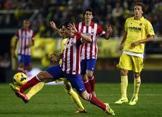Villarreal 1-1 Atlético de Madrid