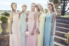 Resultado de imagem para wedding dress code color pastel