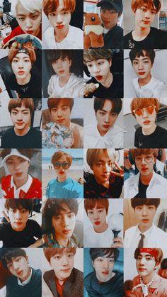 Read Kim Seok Jin 🌸 from the story BTS WALLPAPERS by minjayjay (🥀) with 72 reads. Seokjin, Hoseok, Park Ji Min, Kookie Bts, Bts Bangtan Boy, Jhope, Namjin, K Pop, Taehyung