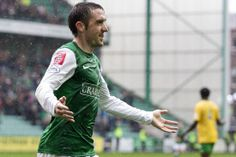 Next up were struggling Hibs, but Celtic slipped and only took a point after Paul Heffernan had opened the scoring at Easter Road