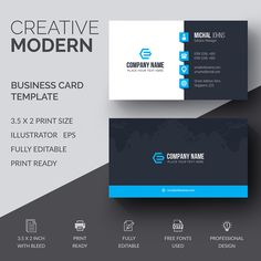 Free Business Cards on Behance Free Business Card Templates, Free Business Cards, Modern Business Cards, Professional Business Cards, Print Templates, Graphic Design Flyer, Flyer Design, Gold Business Card, Business Card Design