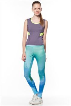 Nike Sunset Legging 535958 814 Sneakersnstuff | sneakers
