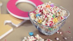 Your Valentine's Day Just Got Sweeter With This Funfetti-Flavored Popcorn: Get ready for the most adorable popcorn snack you've seen yet.