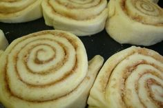 The ABSOLUTE BEST homemade cinnamon roll recipe on Pinterest!