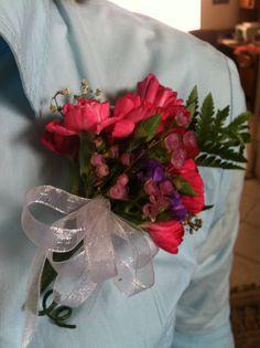 DIY- Flower Corsage