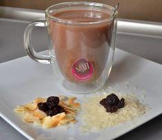 Fekete cseresznyés növényi kakaó Paleo, Mugs, Tableware, Food, Dinnerware, Tumblers, Tablewares, Essen, Beach Wrap