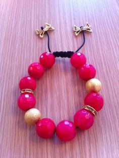 Handmade Bracelets. Bracelets by Milayel. Beads.