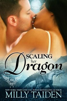 Scaling Her Dragon (Paranormal Dating Agency #8) by Milly Taiden