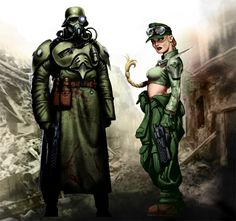 imperial guard regiment artwork - Google Search