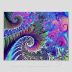 Inner Ear psychedelic poster