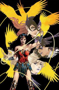 Ruined Gotham Batgirl Loves Robin Superhero Manga