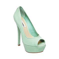 #Mint #Pumps  Get 20% off orders over $100 http://www.studentrate.com/itp/get-itp-student-deals/Steve-Madden-Discounts--amp--Coupons--/0