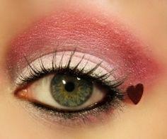 Valentines Makeup 1 by *KatherineDavis on deviantART