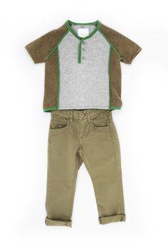 Kicokids and Sunchild - Thalia & Bubu Thalia, Khaki Pants, Sweatshirts, Boys, Sweaters, Fashion, Baby Boys, Moda, Khakis