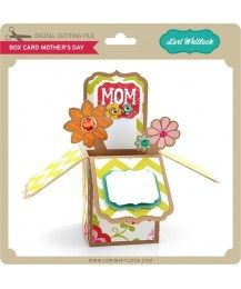 Box Card Mother's Day