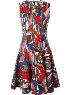 Comprar Marni vestido con estampado floral en Cumini from the world's best independent boutiques at farfetch.com. Descubre 400 boutiques en 1 sola dirección.