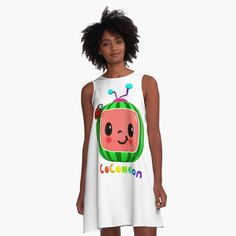 'Hooting colorful owl' Sleeveless Top by Dwindell Design Alien, Kids Songs, Casual Dresses For Women, Day Dresses, I Dress, Chiffon Tops, Illustration, V Neck T Shirt, Classic T Shirts