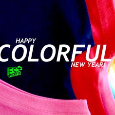 May you have a happy and colorful new year! Greece, Colorful, Tees, Happy, Clothing, Shop, T Shirt, Handmade, Fashion Design