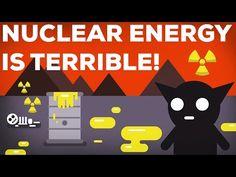 Three reasons nuclear energy is bad. Debate mentor text.