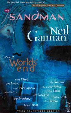 Vertigo The Sandman 8: Worlds' End